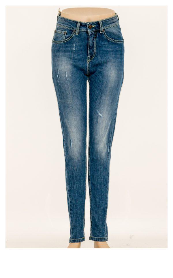Jeans donna denim Fanny- Miit Jeans Abbigliamento donna