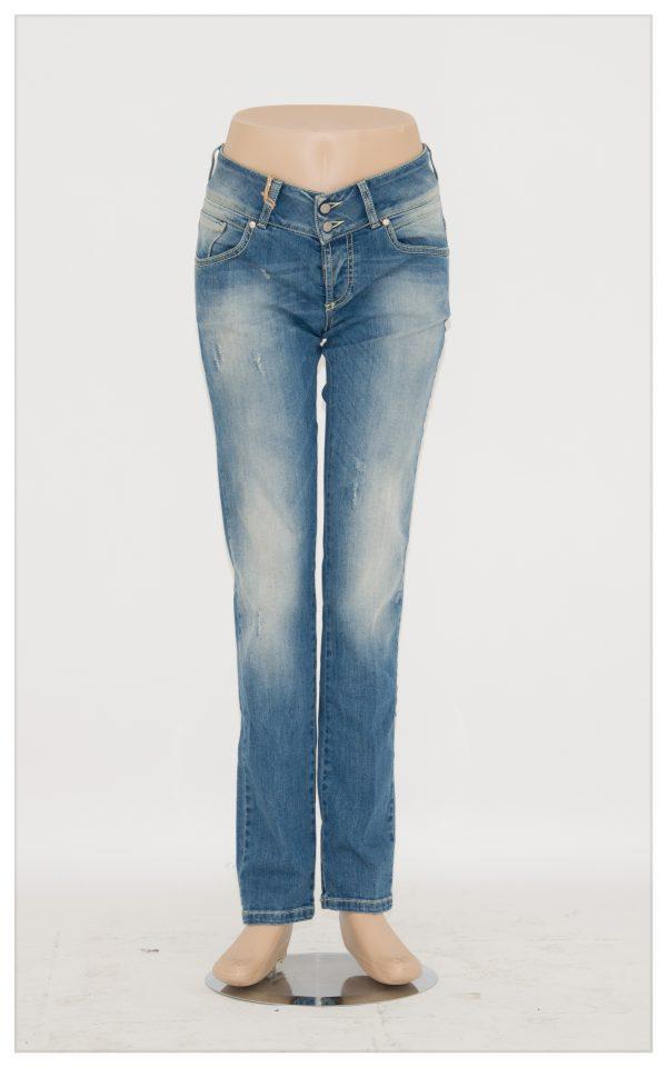 Jeans denim, pantaloni donna