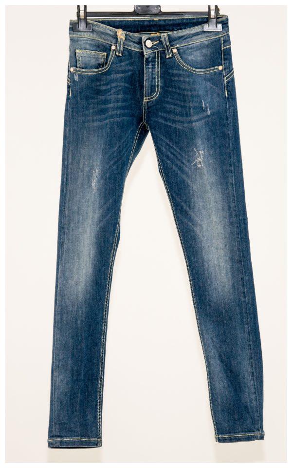 Jeans donna Pitty- Miit Jeans Abbigliamento donna, pantaloni donna taglie comode